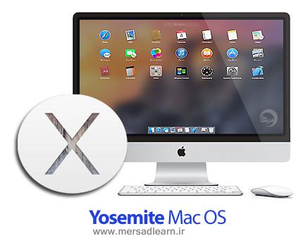 دانلود OSX Yosemite v10.10 DP2 + DP4 - سیستم عامل یوزمیت مکینتاش