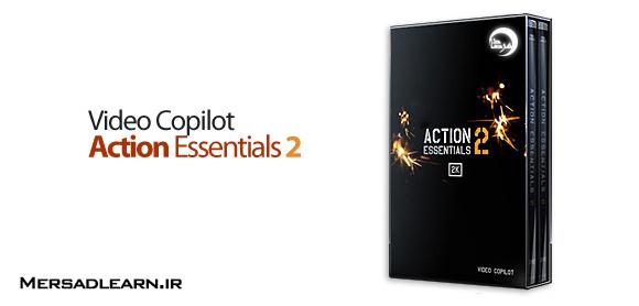 دانلود Video Copilot Action Essentials 2 2K + 720p - استوک فوتیج اکشن 2